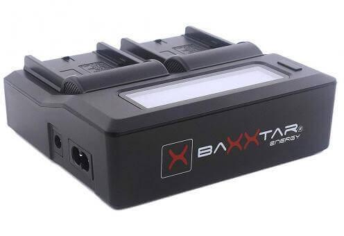 Baxxter Auflader