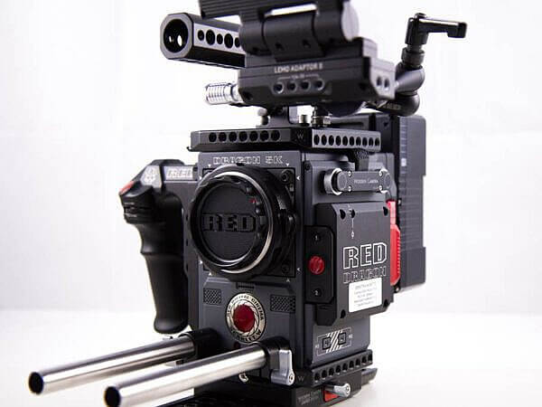 RED SCARLET-W Dragon mieten