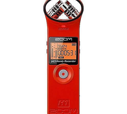 Zoom H1 Recorder mieten